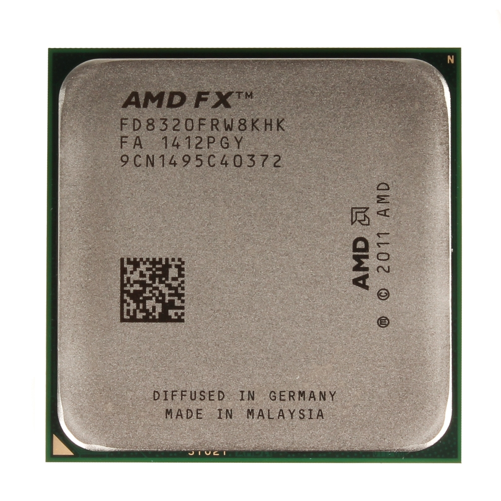 Amd Fx 8320 Black Edition Vishera 3 5 Ghz Micro Center