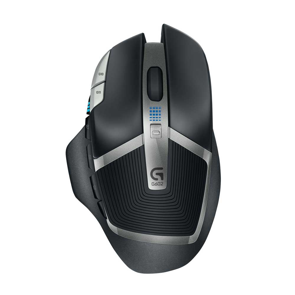 Logitech G G602 Wireless Optical Gaming - Micro Center