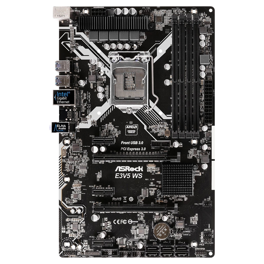 ASRock E3V5 WS Intel USB 3.0 Windows Vista 64-BIT