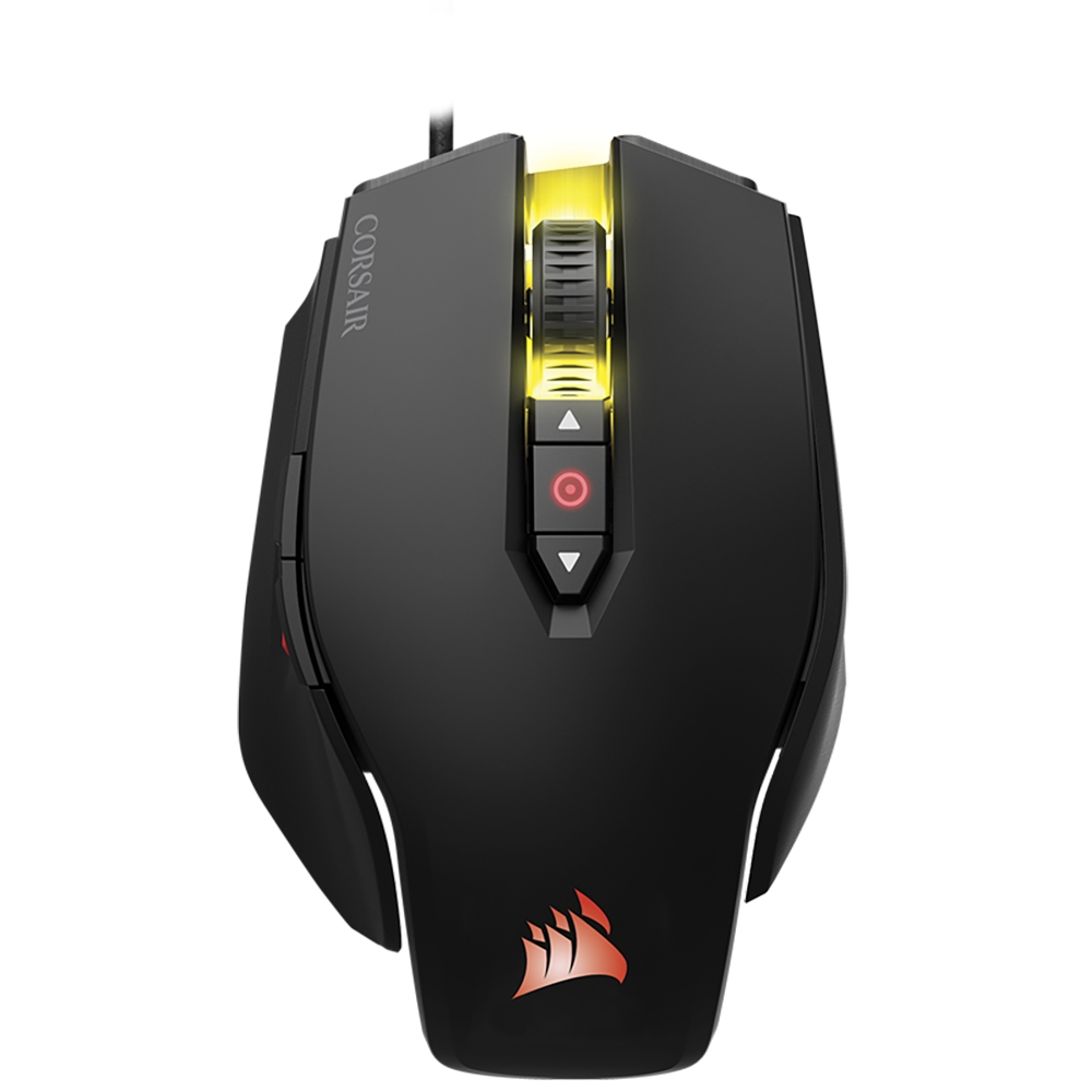12000 DPI USED Corsair Gaming M65 Pro RGB FPS Gaming Mouse Backlit RGB LED