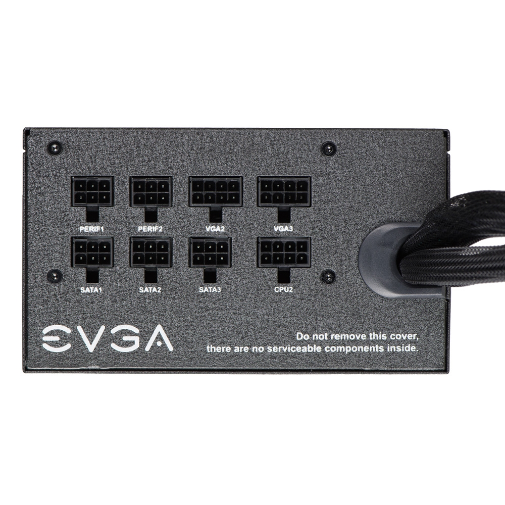EVGA 750 BQ BRONZE 80 POWER SUPPLY  NEW NEVER OPENED