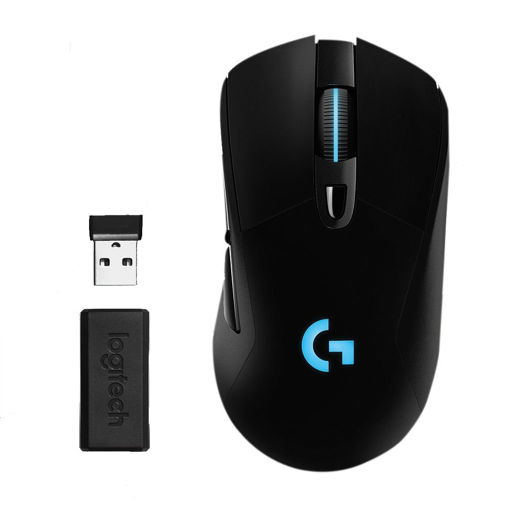 894d73055e4 Logitech G G703 LightSpeed Wireless Gaming - Micro Center