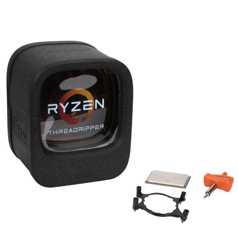 AMD Ryzen Threadripper 1950X 3 4 GHz 16 Core - Micro Center