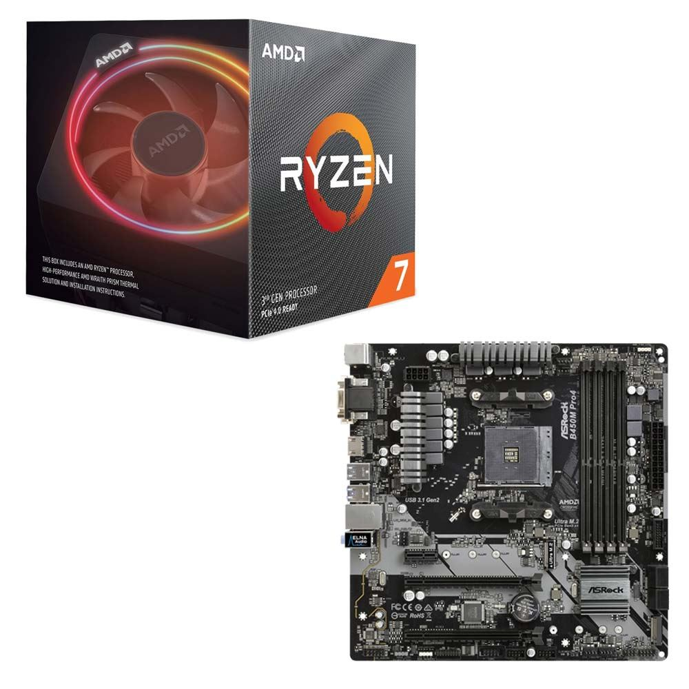 Amd Ryzen 7 3800x With Wraith Prism Cooler Micro Center