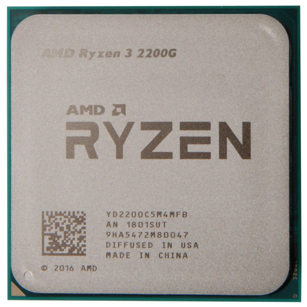 Amd Ryzen 3 2200g Quad Core Am4 Boxed Micro Center Raven Ridge 35ghz Up To 37ghz Cache 4mb 65w Breadcrumbs