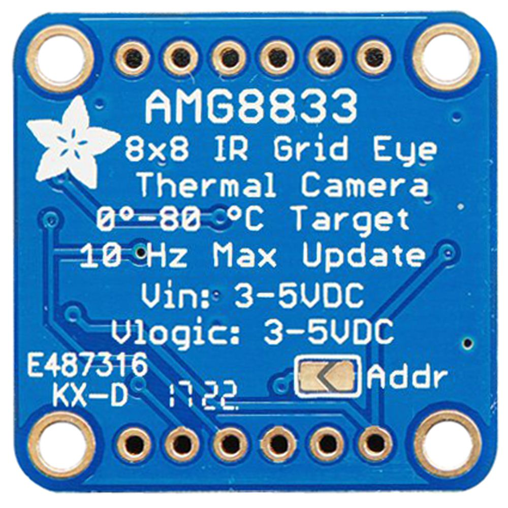 Back To Search Resultstools Amg8833 Ir 8x8 Infrared Thermal Imager Array Temperature Sensor Module Suite Reputation First
