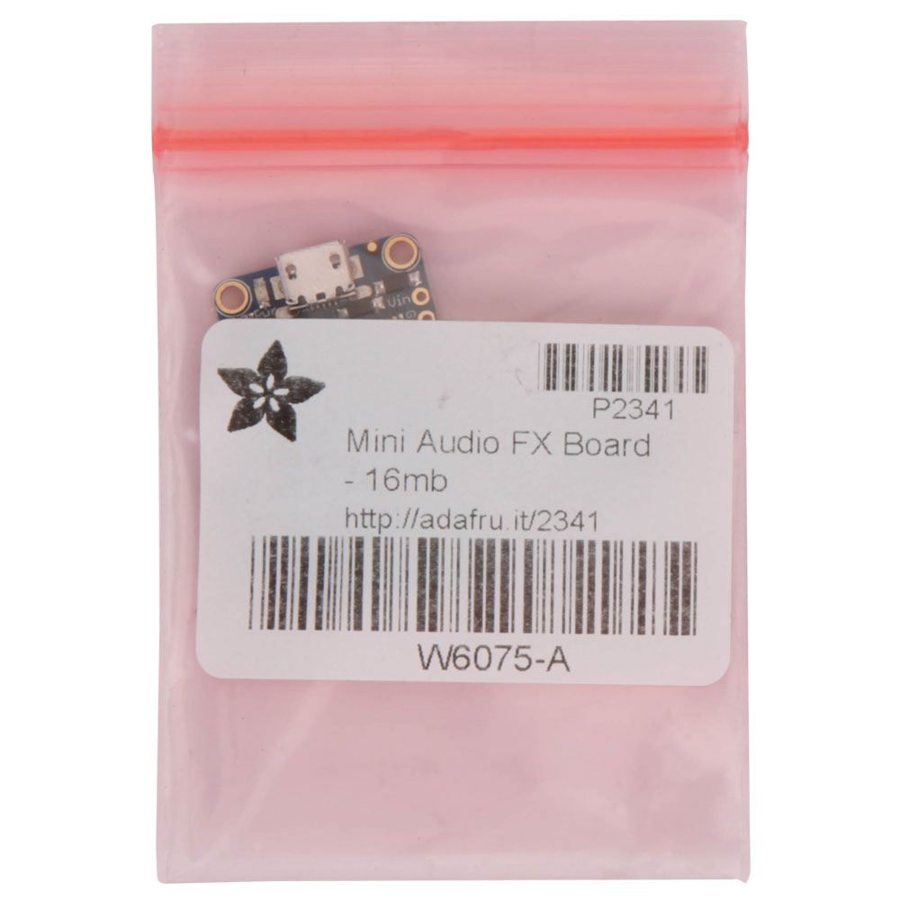 Adafruit Industries Audio FX WAV/OGG Trigger - Micro Center