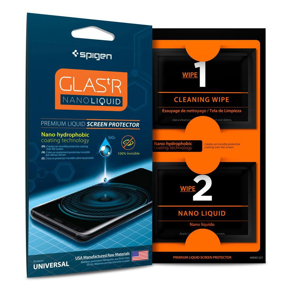 low priced 0e159 9c018 Spigen GLAS.tR Curved HD Tempered Glass - Micro Center