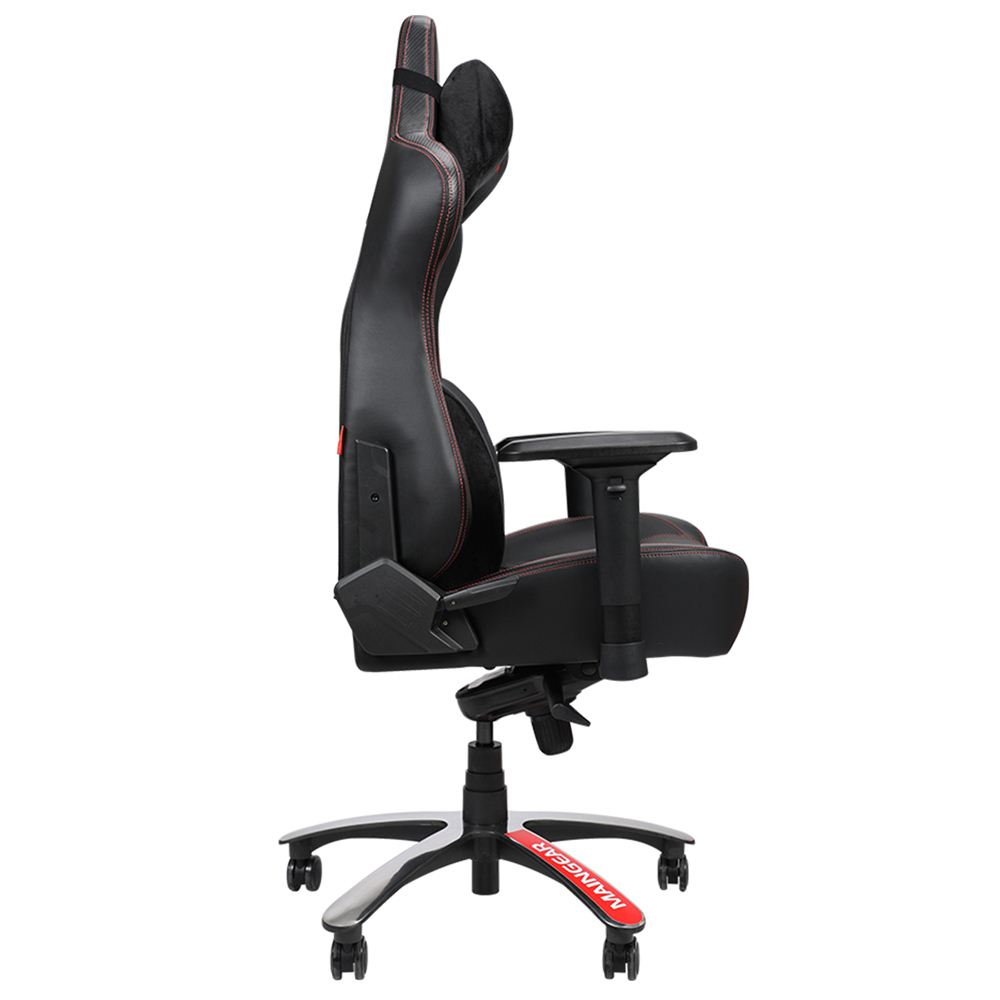 Swell Maingear Forma Gt Gaming Chair Black Red Micro Center Uwap Interior Chair Design Uwaporg