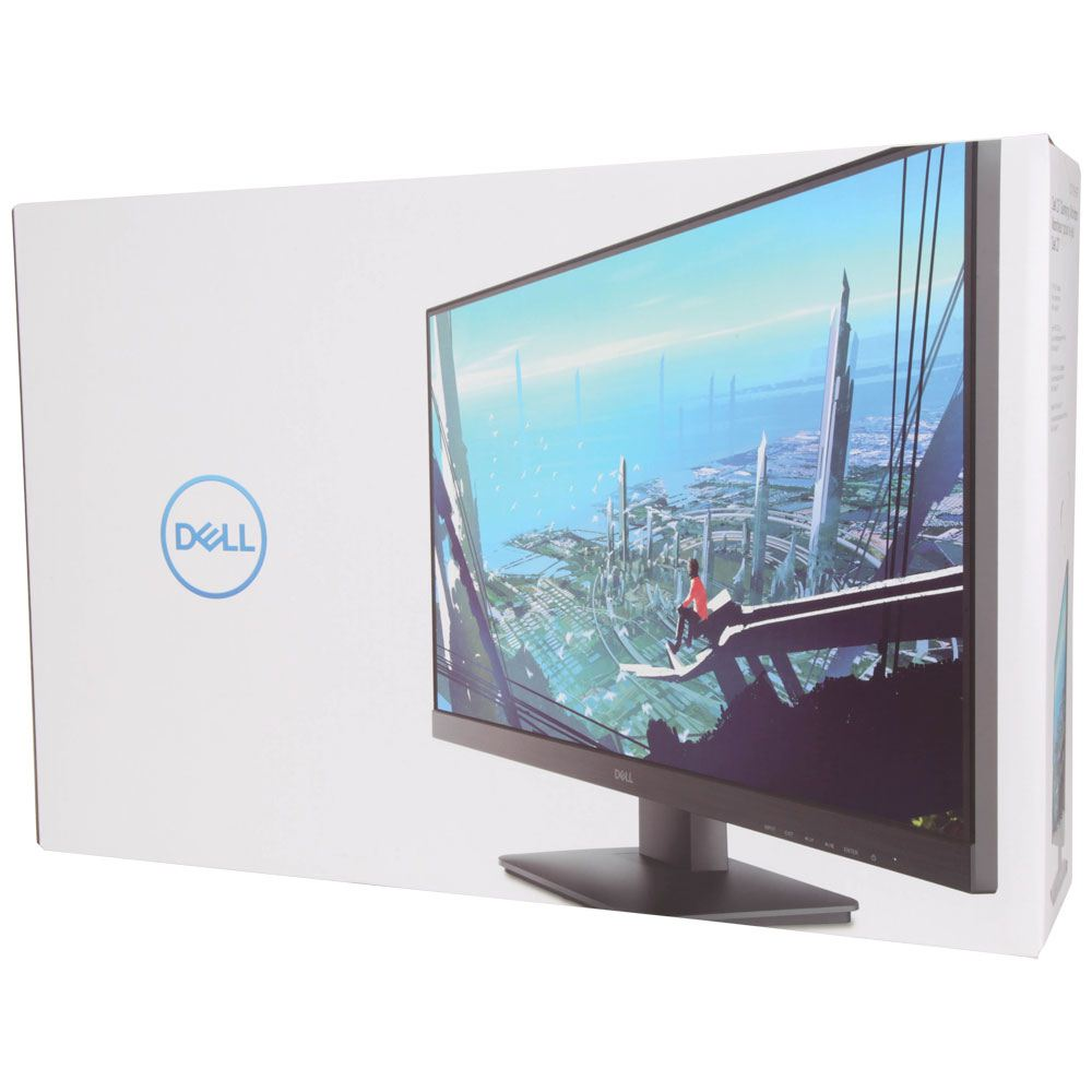 "Dell D2719HGF 27/"" 2ms 144Hz HDMI FreeSync FHD 1080P LED Backlight Gaming Monitor"