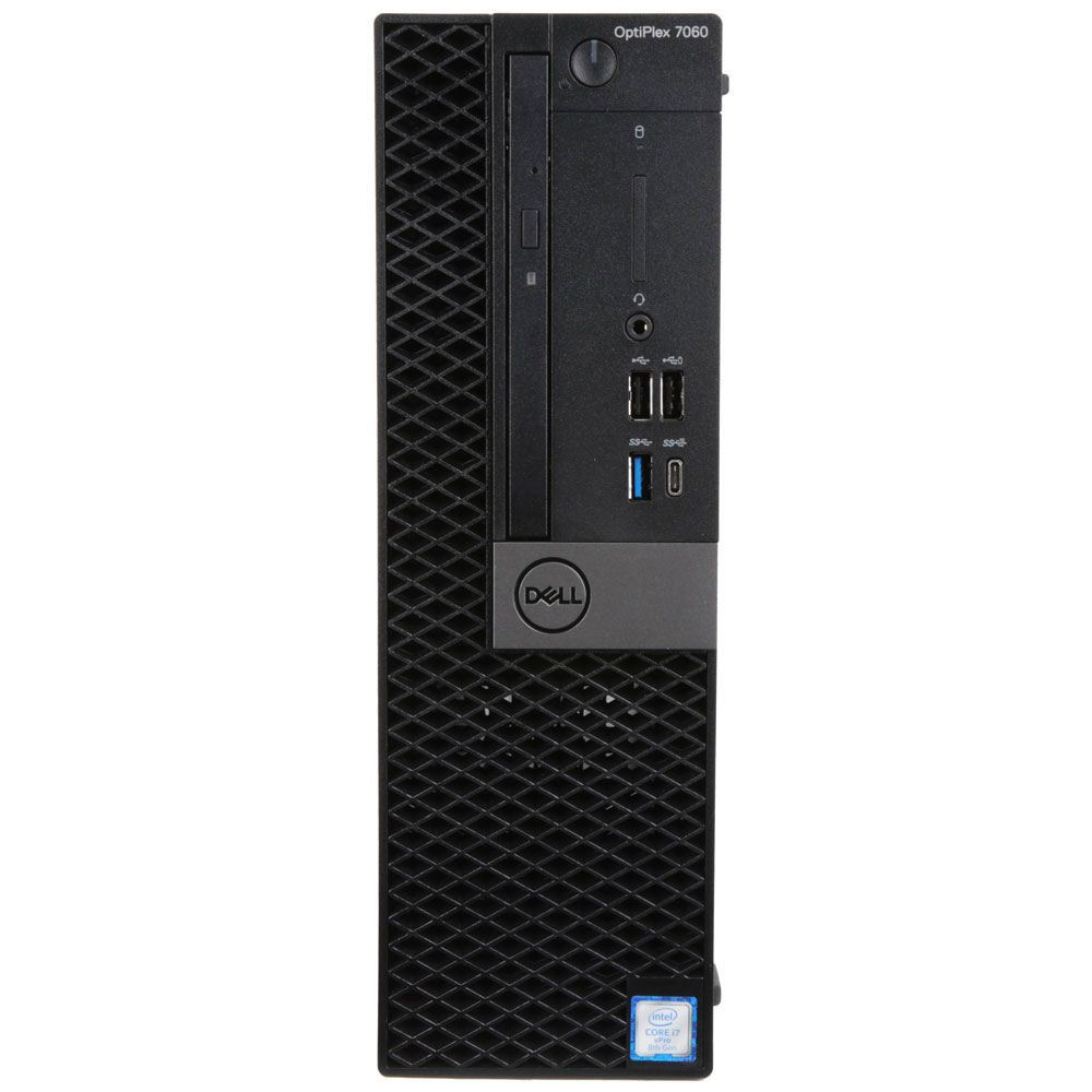 Dell OptiPlex 5060 Small Form Factor Desktop - Micro Center f2533bacd97d