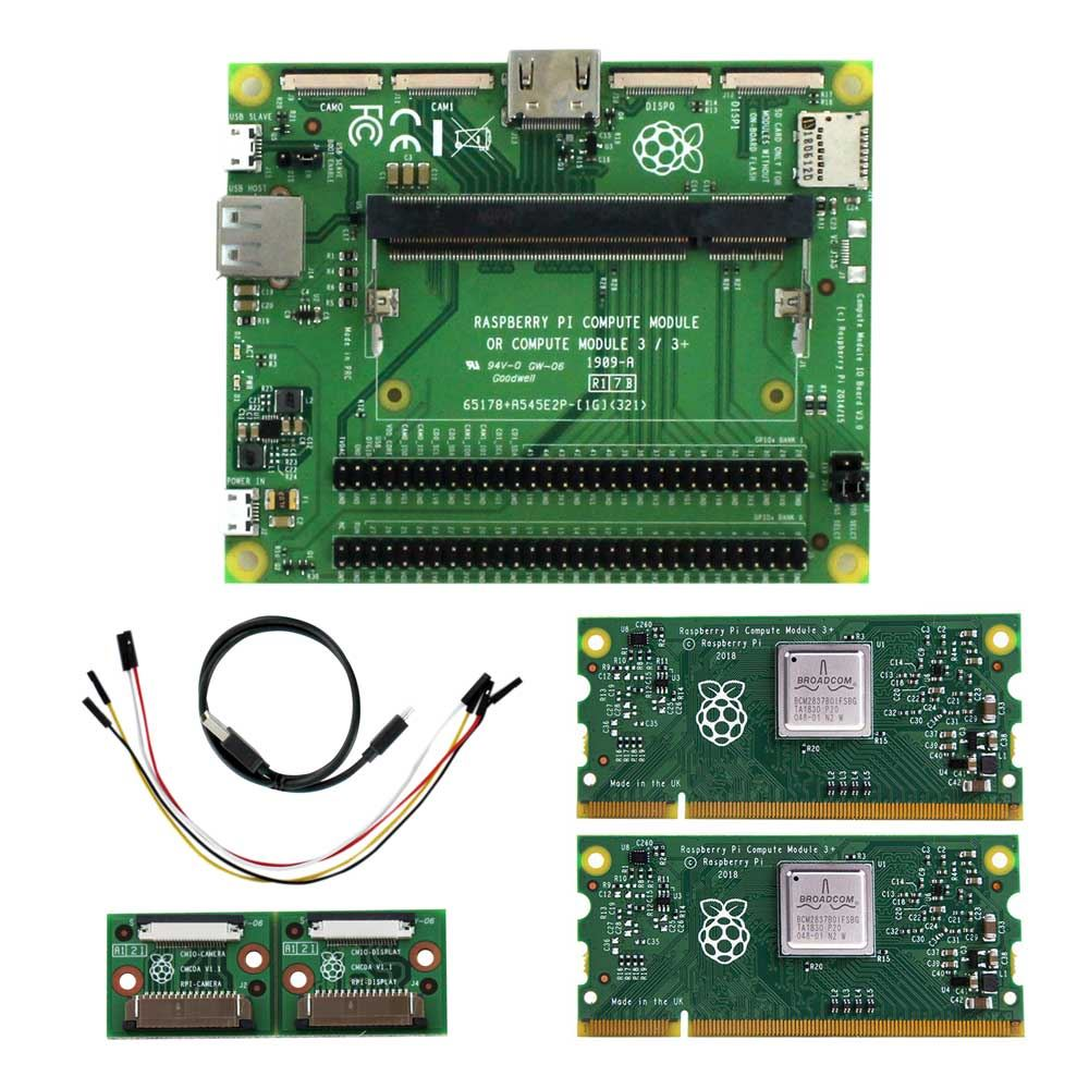 Raspberry Pi Compute Module 3+ Development Kit