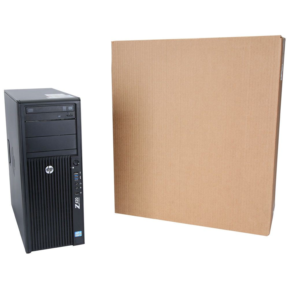 HP Z420 Desktop Workstation (Refurbished) - Micro Center