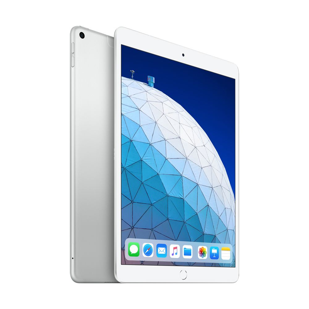 Apple iPad Air 3 - Silver (Early 2019) - Micro Center