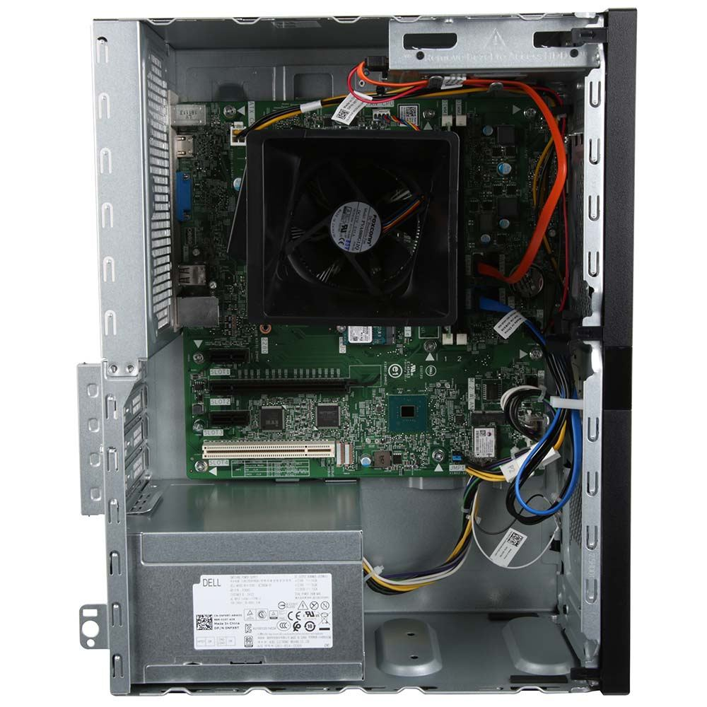 Dell Vostro 3670 Desktop Computer - Micro Center