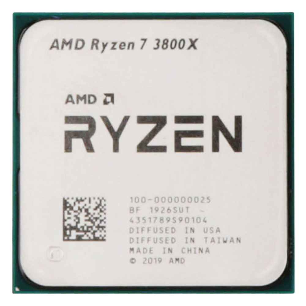 Amd Ryzen 7 3800x Matisse 3 9ghz 8 Core Am4 Micro Center