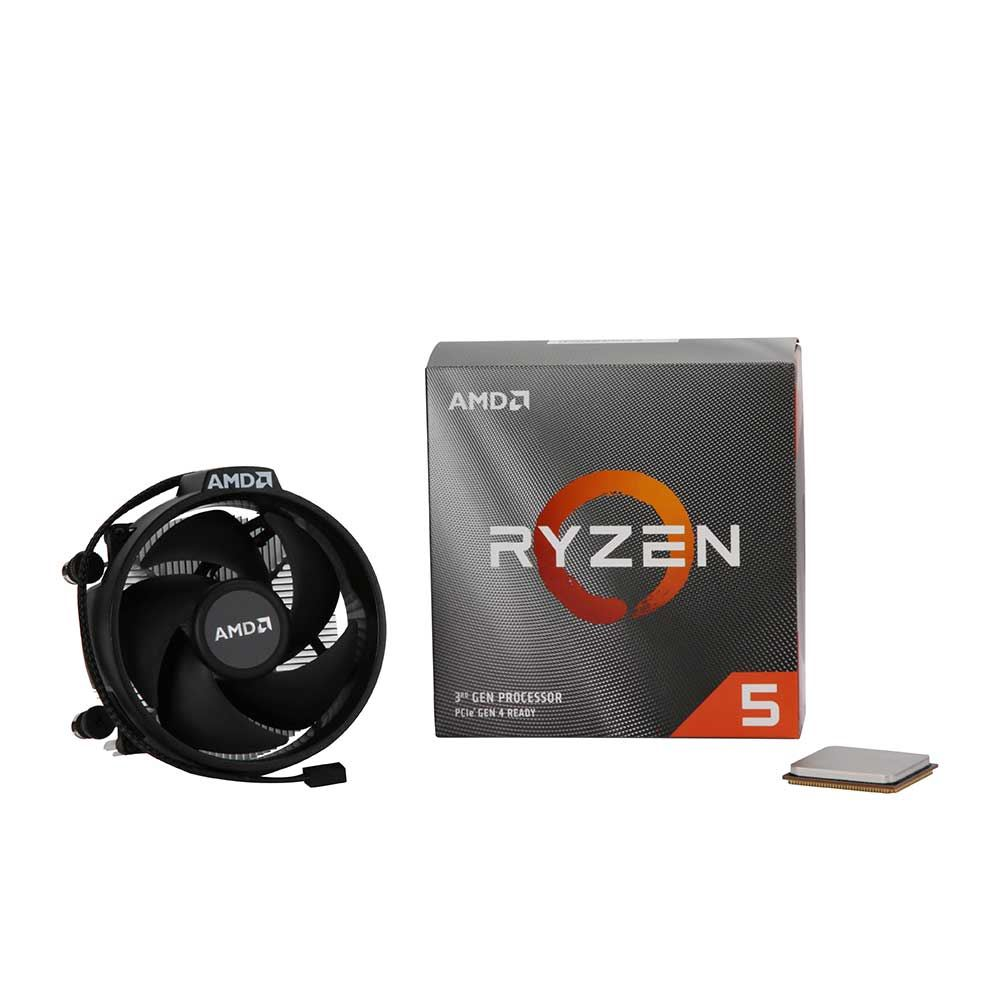 Amd Ryzen 5 3600 Matisse 3 6ghz 6 Core Am4 Boxed Processor With Wraith Stealth Cooler Micro Center