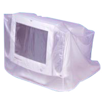 "Viziflex Seels Dust Cover - 13""-15"" Monitor with Speakers"