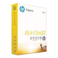 HP All-In-One Paper