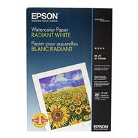Epson Watercolor Radiant White Paper