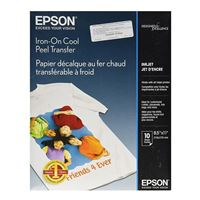 Epson Iron-On Cool Peel Transfer Paper