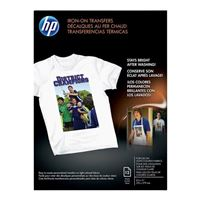 HP Iron-On T-Shirt Transfers