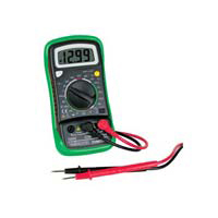Velleman 3 1/2 Digital Multimeter