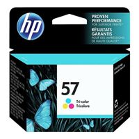 HP 57 Tri-Color Ink Cartridge (C6657AN)
