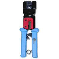 Eclipse Enterprise Ratcheted Modular Plug Crimper