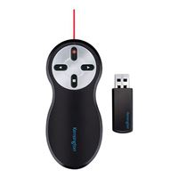 Kensington Wireless Presenter with Red Laser Pointer (K33374USB)