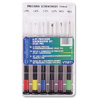 Velleman 6-Piece Precision Screwdriver Set