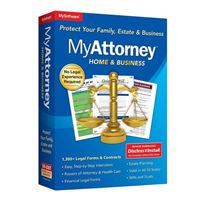 Avanquest MyAttorney Home & Business (PC)