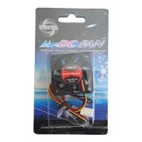 Evercool EC4010M12CA Ball Bearing 40mm Case Fan