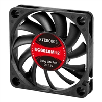 Evercool EC6010M12CA Ball Bearing 60mm Case Fan