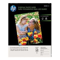 Hp Everyday Semi Gloss Photo Paper Micro Center