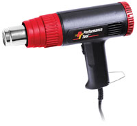 Performance Tools 2 Speed Electric Heat Gun