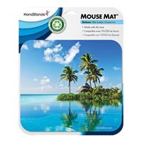 Handstands Deluxe Beach Mouse Pad