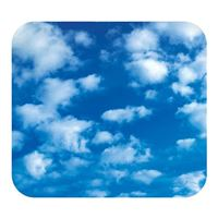 Handstands Clouds Mouse Pad