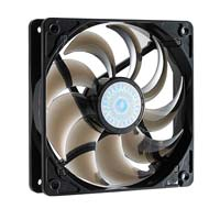 Cooler Master SickleFlow Blue LED Sleeve Bearing 120mm Case Fan