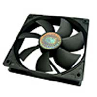 Cooler Master Silent Fan 120 SI2 Sleeve Bearing 120mm Case Fan - 4 Pack