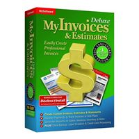 Avanquest MyInvoices & Estimates Deluxe 10