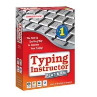 Individual Software Typing Instructor Platinum (PC / Mac)