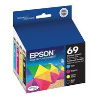 Epson 69 Combo Ink Cartridges