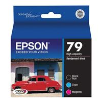Epson 79 Color Ink Cartridge Multipack