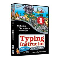 Individual Software Typing Instructor for Kids Platinum (Mac)