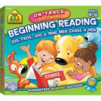 School Zone Publishing Beginning Reading (PC/Mac)