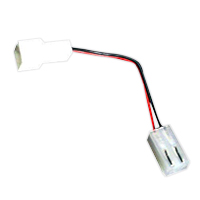 Evercool 3pin to 2pin Power Adaptor Converter for Motherboard A2P