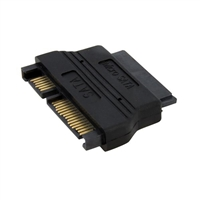 StarTech MicroSATA to SATA Adapter - Output 3.3 Volts