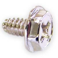 "StarTech PC Mounting Screws #6-32 x 1/4"" - 50 Pack"