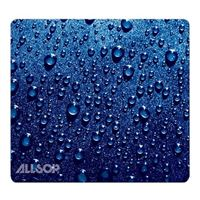 Allsop Naturesmart Mouse Pad Raindrop Blue